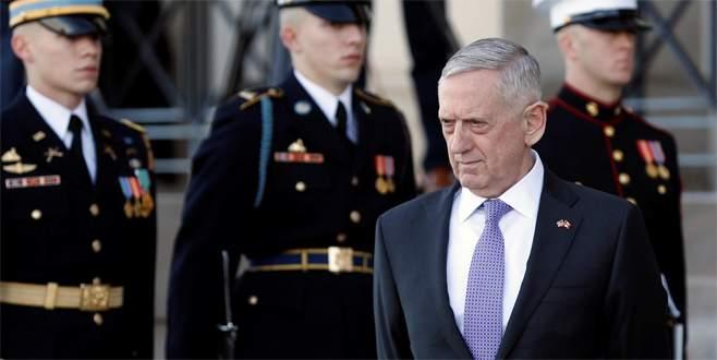 Mattis ilk kez Irak'ta