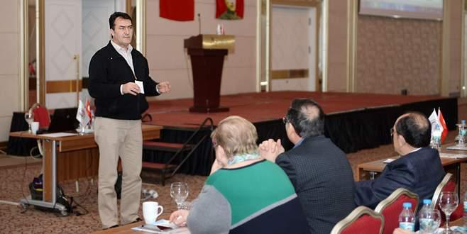 Hizmet içi eğitim semineri Afyon'da gerçekleştirildi