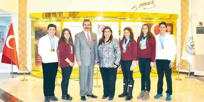Bursa'nın 'Örnek' alınacak okulu
