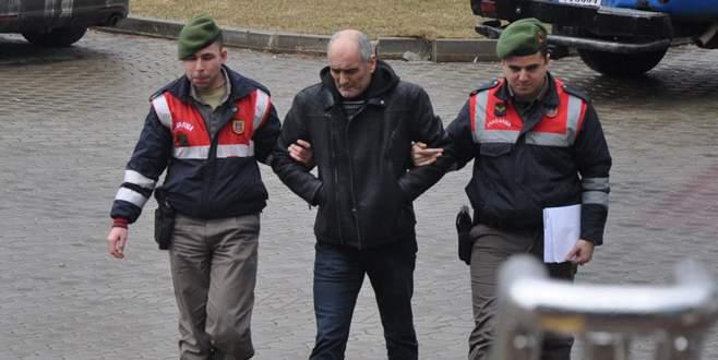 Yönetmen Erakalın İnegöl'de tutuklandı