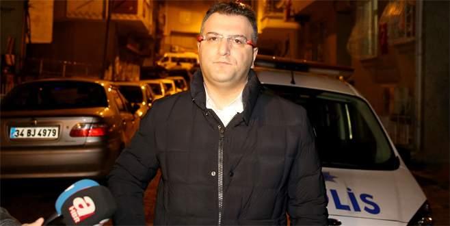 Gazeteci Cem Küçük'ün evine ateş edildi