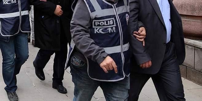 Uludağ Üniversitesi'nde FETÖ gözaltıları