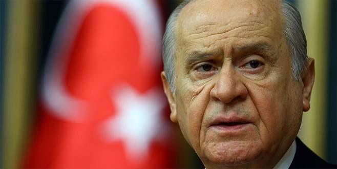 Bahçeli: 'MHP, idama kayıtsız şartsız destek verecektir'