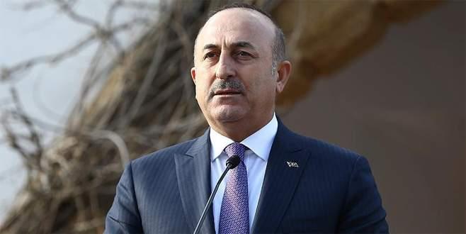 Dışişleri Bakanı Çavuşoğlu: Yılanla yatağa girmek demektir