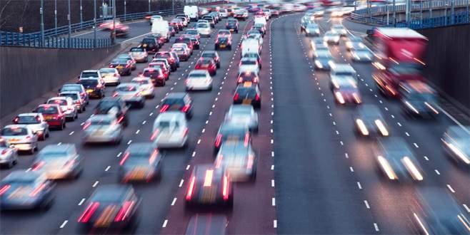 Türkiye trafik sıkışıklığında dünyada ilk 10'da