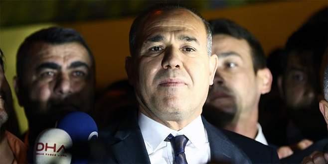 Adana Büyükşehir Belediye Başkanı Sözlü'ye 5 yıl hapis cezası