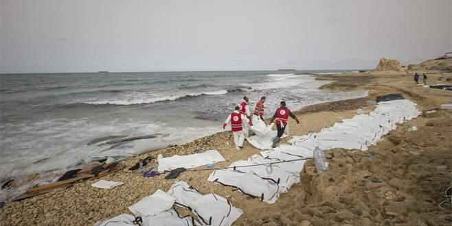 Libya'da mülteci faciası: 74 ölü
