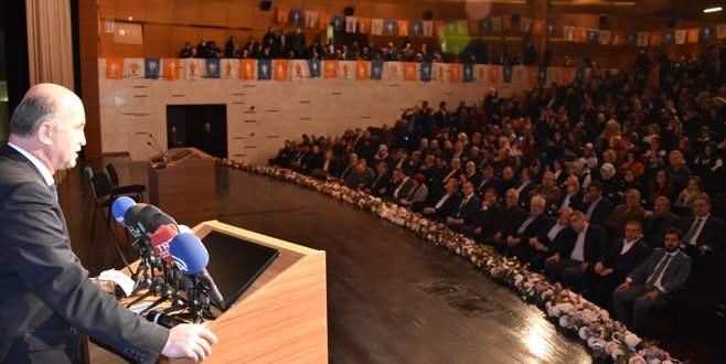 'Derdimiz gelecek nesillere darbesiz Türkiye bırakmak'