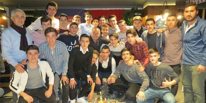 'Dinamo' Mesken başarısını kutladı