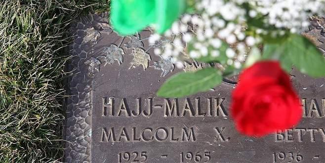 Malcolm X ölümünün 52. yılında anıldı