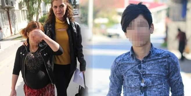 13 yaşındaki hırsızlık zanlısının 7 aylık hamile olduğu ortaya çıktı