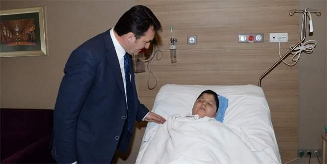 Başkan Dündar'dan örnek davranış
