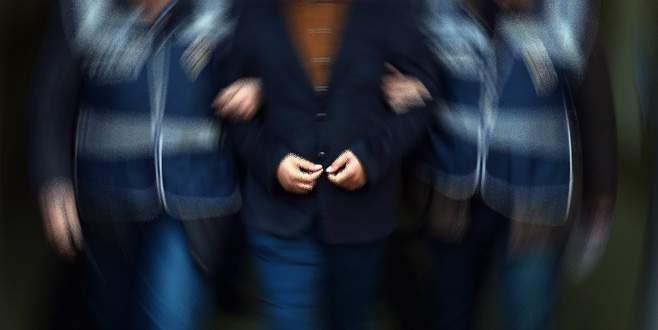 Bursa merkezli 7 ilde FETÖ operasyonu: 72 gözaltı