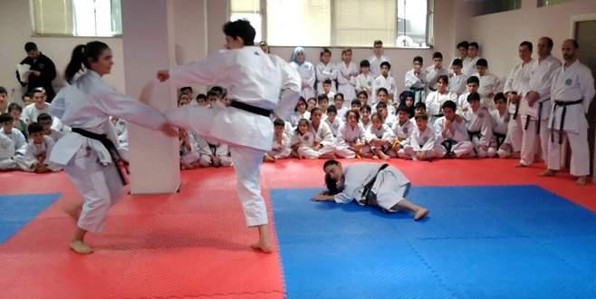 Karatede terfi heyecanı