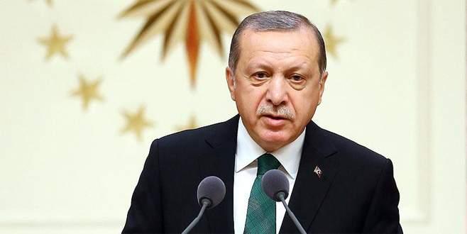Cumhurbaşkanı'ndan FETÖ'nün darbe girişimine ilişkin suç duyurusu