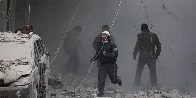 Rejim Şam'da sivillere füzelerle saldırdı: 20 ölü, 100 yaralı