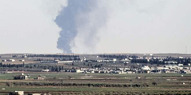 Fırat Kalkanı'nda 104 DEAŞ hedefi vuruldu