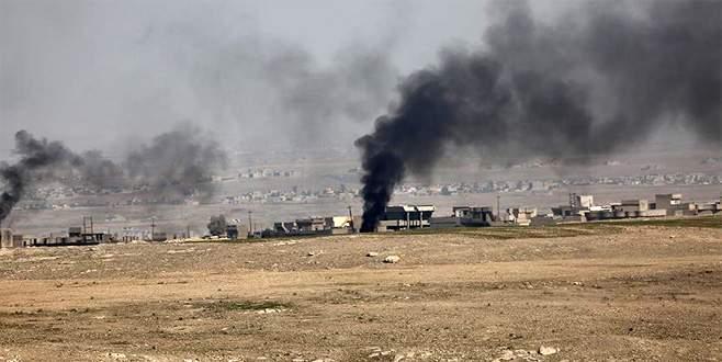 Irak Ordusu Musul Havalimanı'na girdi