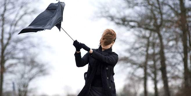 Bursalılar dikkat! Meteoroloji'den 'kuvvetli lodos' uyarısı