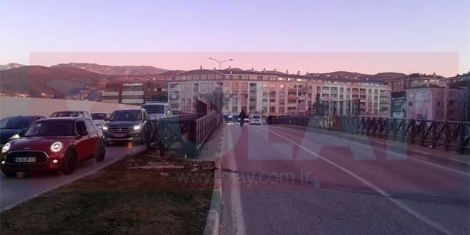 Bursa'da şüpheli çantadan pos cihazı çıktı