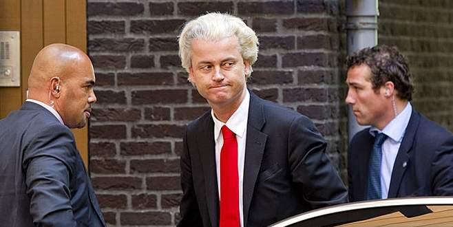 Wilders'e koruma şoku