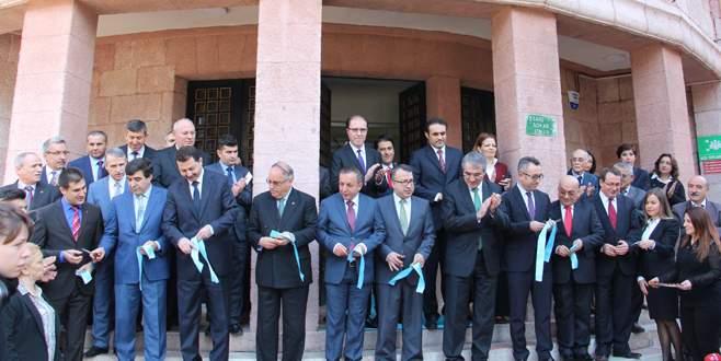 Bursa İhtisas Vergi Dairesi açıldı