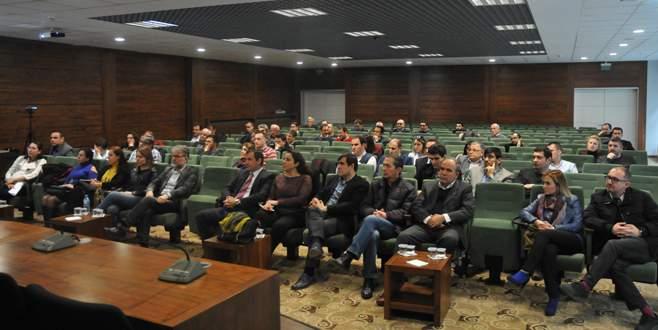 Mali müşavirlere 'teşvik' semineri