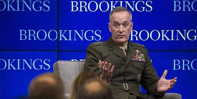 ABD Genelkurmay Başkanı'ndan Türkiye açıklaması