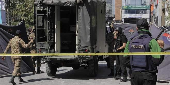 Pakistan'daki saldırıya Dışişleri'nden kınama