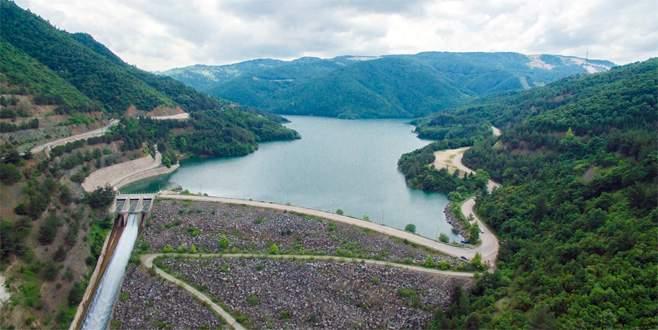 Bursa'nın barajları Uludağ'ın kar sularıyla dolacak