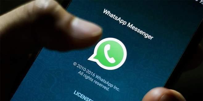 Whatsapp'a yeni güncelleme