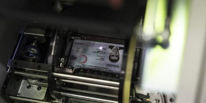 YSK'dan 'çipli kimlik kartı' açıklaması