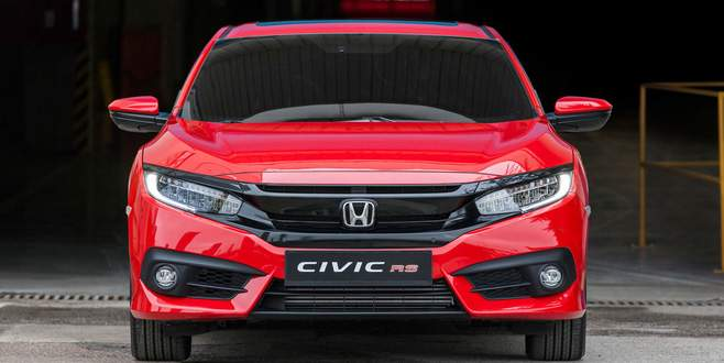 Yeni Civic Sedan RS İnallar'da!