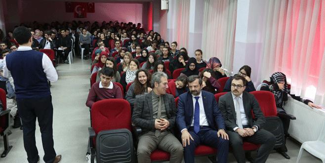 Belediyeden öğrencilere sınav kaygısını yenme eğitimi