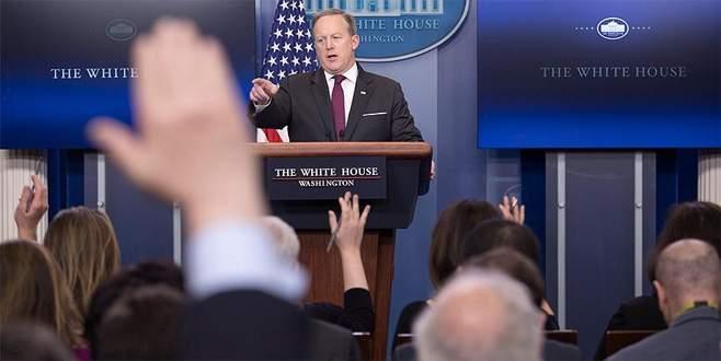 Beyaz Saray'dan bazı basın kuruluşlarına ambargo