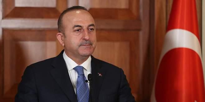 Çavuşoğlu'dan 'Kardak' açıklaması