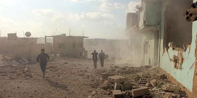 Suriye'de istihbarat merkezlerine saldırı