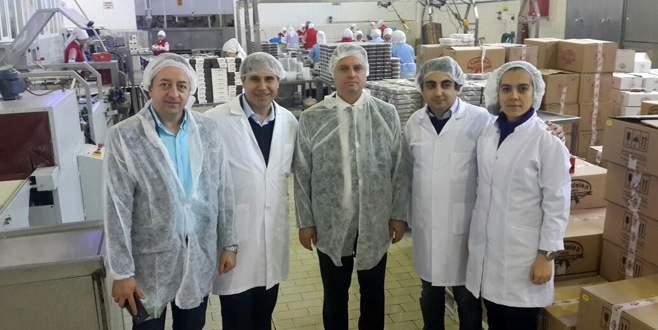 İlka Şekerleme'ye Kosova'dan yatırım daveti