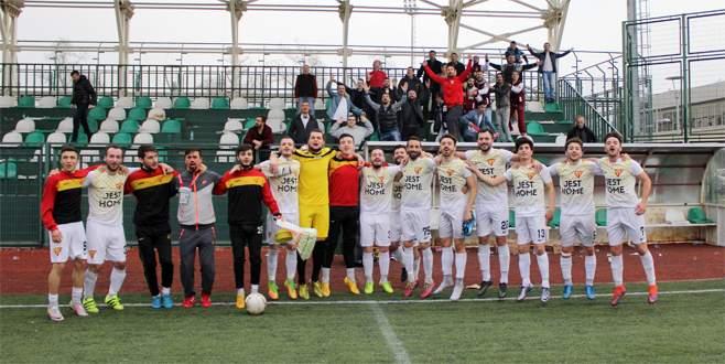 Kurtuluş'un play-off aşkı: 3-0
