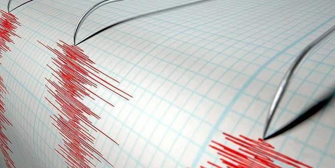 Osmaniye'de 4,4 büyüklüğünde deprem