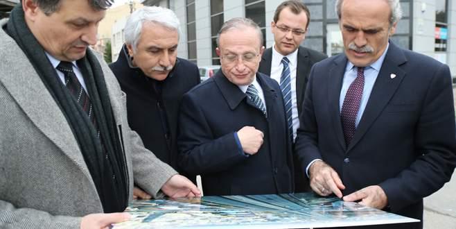 Büyükşehir'den Karaman'a viyadüklü çözüm