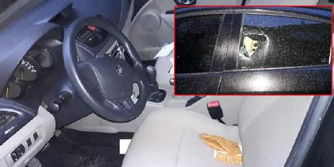 Bursa'da 6 otomobil camları kırılarak soyuldu