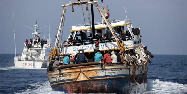 Akdeniz'de 730 kişi kurtarıldı