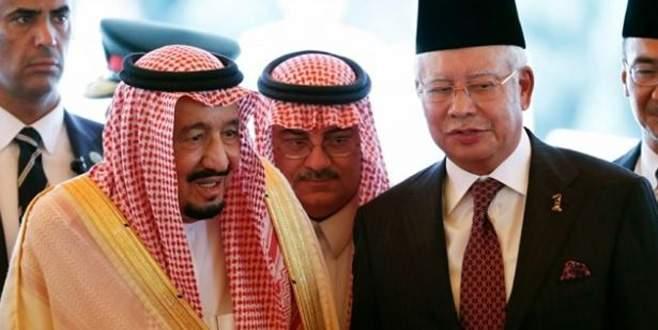 Suudi Kralı Asya turunda