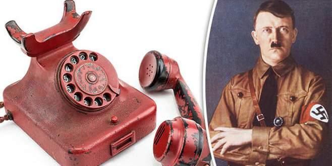 Hitler'in telefonu 'sahte' iddiası