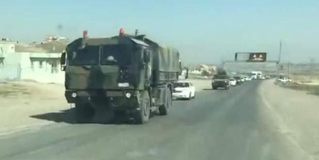 Başika'da yoğun askeri hareketlilik