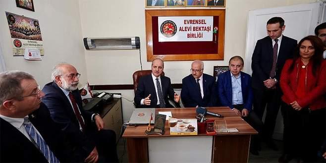 'Hazreti Ali'nin doğum gününü Ankara'da kutlayacağız'