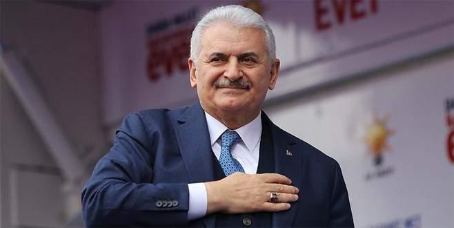 Başbakan Yıldırım 50'den fazla ilde miting yapacak