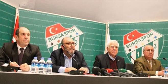 Bursaspor Divan Kurulu'ndan 'saldırı' açıklaması