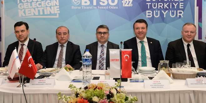 Anadolujet Bursa'yı sevdi